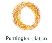 Ponting Foundation Logo